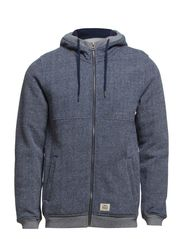 FELIX SWEAT ZIP HOOD 7-8-9 2014 ORG - Dress Blues