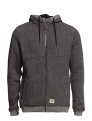 FELIX SWEAT ZIP HOOD 7-8-9 2014 ORG - Pirate Black