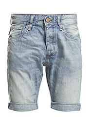 JJORRICK ORIGINAL SHORTS AT 978 NOOS - Blue Denim