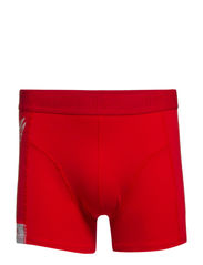 JJHOCKEY  HOME REGULAR TRUNKS - Red Dahlia