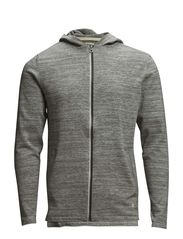 JJORSPEED KNIT CARDIGAN TTT - Light Grey Melange