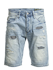 JJORRICK ORIGINAL SH. GE 085 NOOS - Blue Denim
