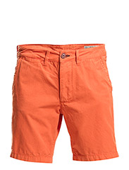 JJORDEAN CHINO SH. MECCA ORANGE AKM NOOS - Mecca Orange