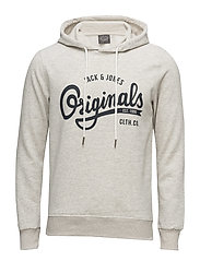 JORHAWL SWEAT HOOD - TREATED WHITE