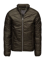 JORZOOM LIGHT PUFFER JACKET - FOREST NIGHT