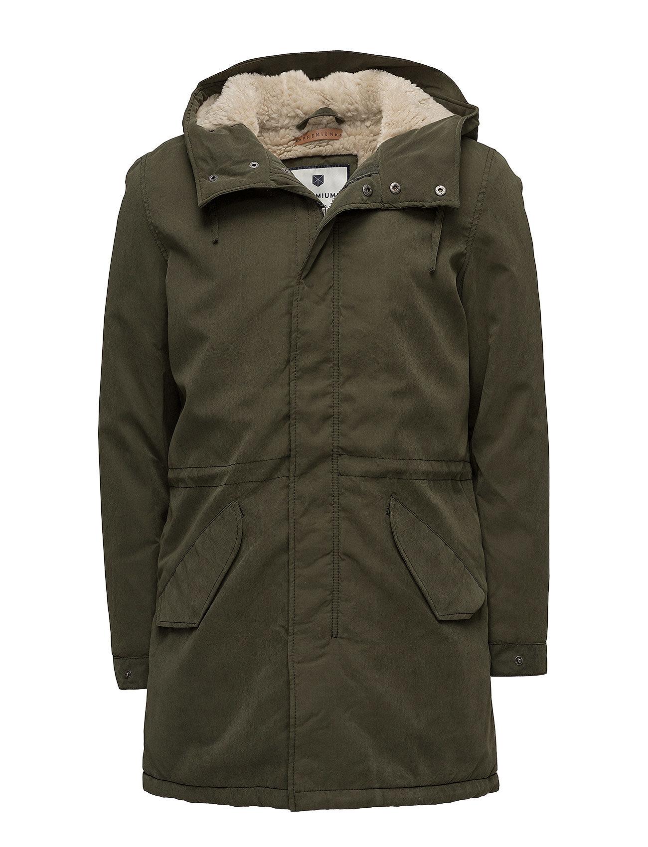 Jpralex parka jacket fra jack & jones premium fra boozt.com dk