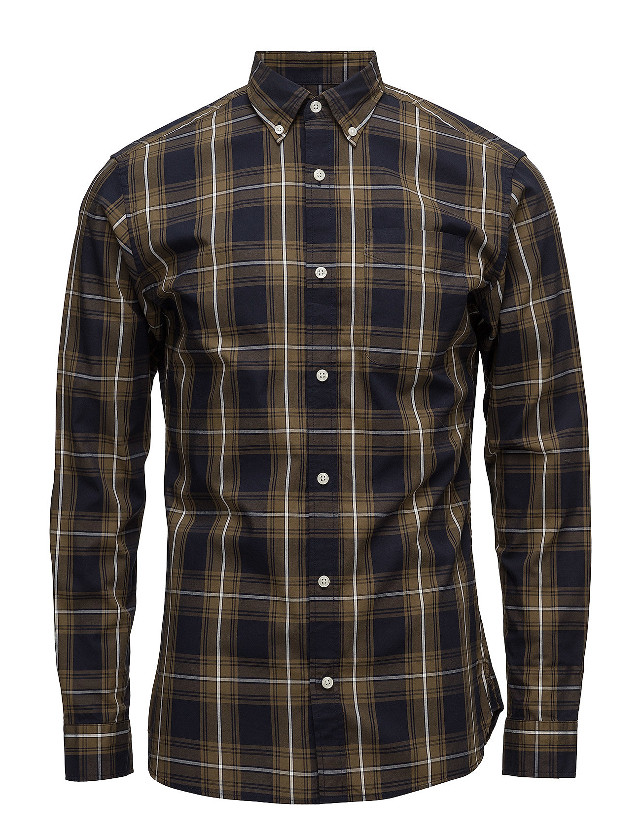 jack & jones premium – Jprsantos shirt l/s one pocket på boozt.com dk