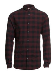NORTHSIDE SHIRT PLAIN L/S - Port Royale