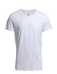 TAILORED TEE CREW NECK SS NOOS PR TTT - White