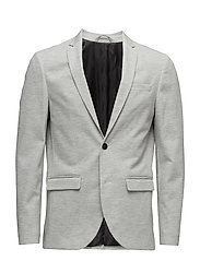 JPRZANDER BLAZER NOOS - LIGHT GREY MELANGE