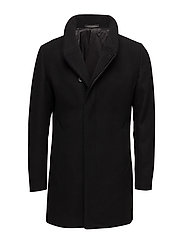 JPRGOTHAM WOOL JACKET STS - BLACK