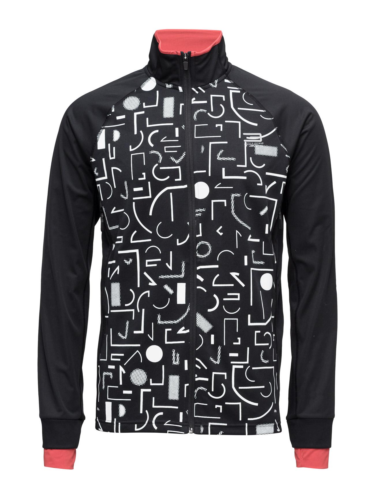 c38d405e258 Køb Jjtctraining3 Shield Suit Jacket Jack & Jones Tech Sports toppe i Sort  til Mænd i en online modebutik