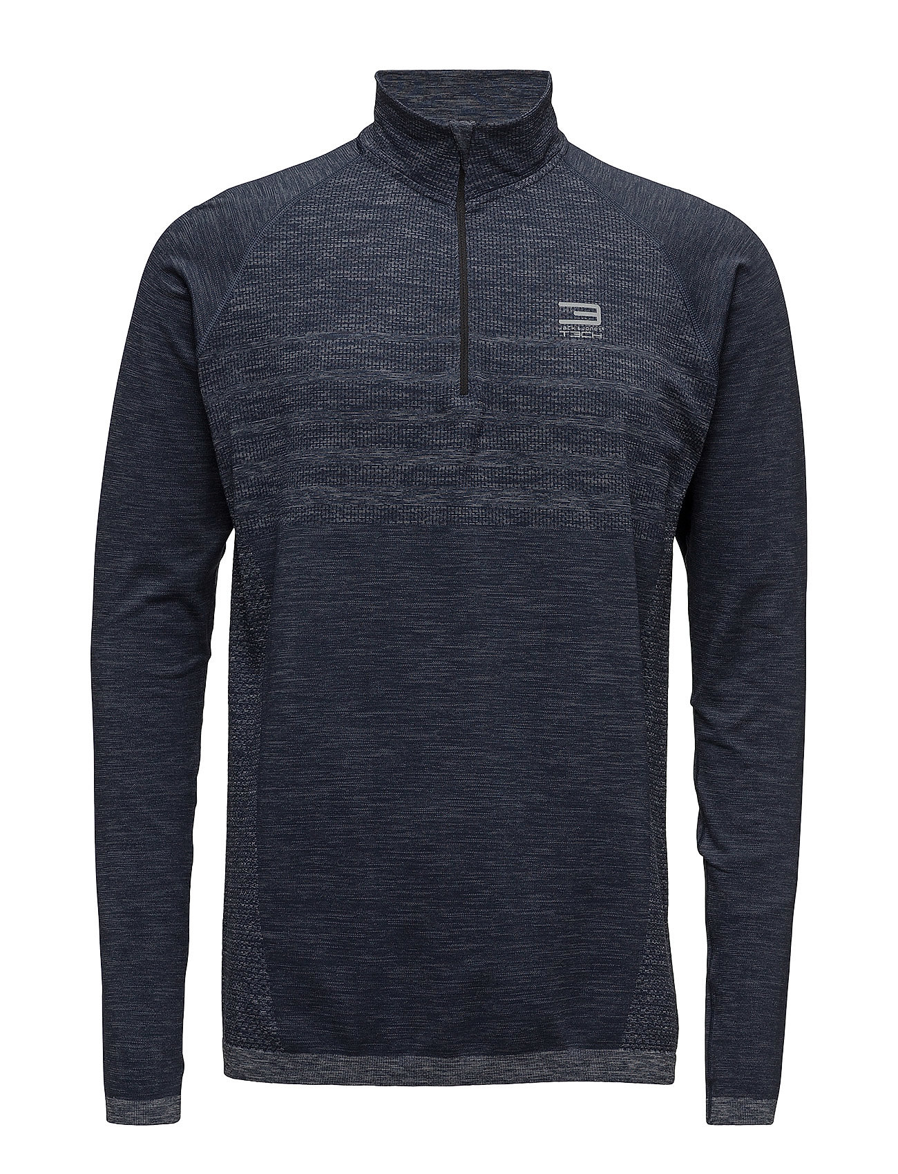jack & jones tech Jjtmow seamless 1/2 zip sweat fra boozt.com dk