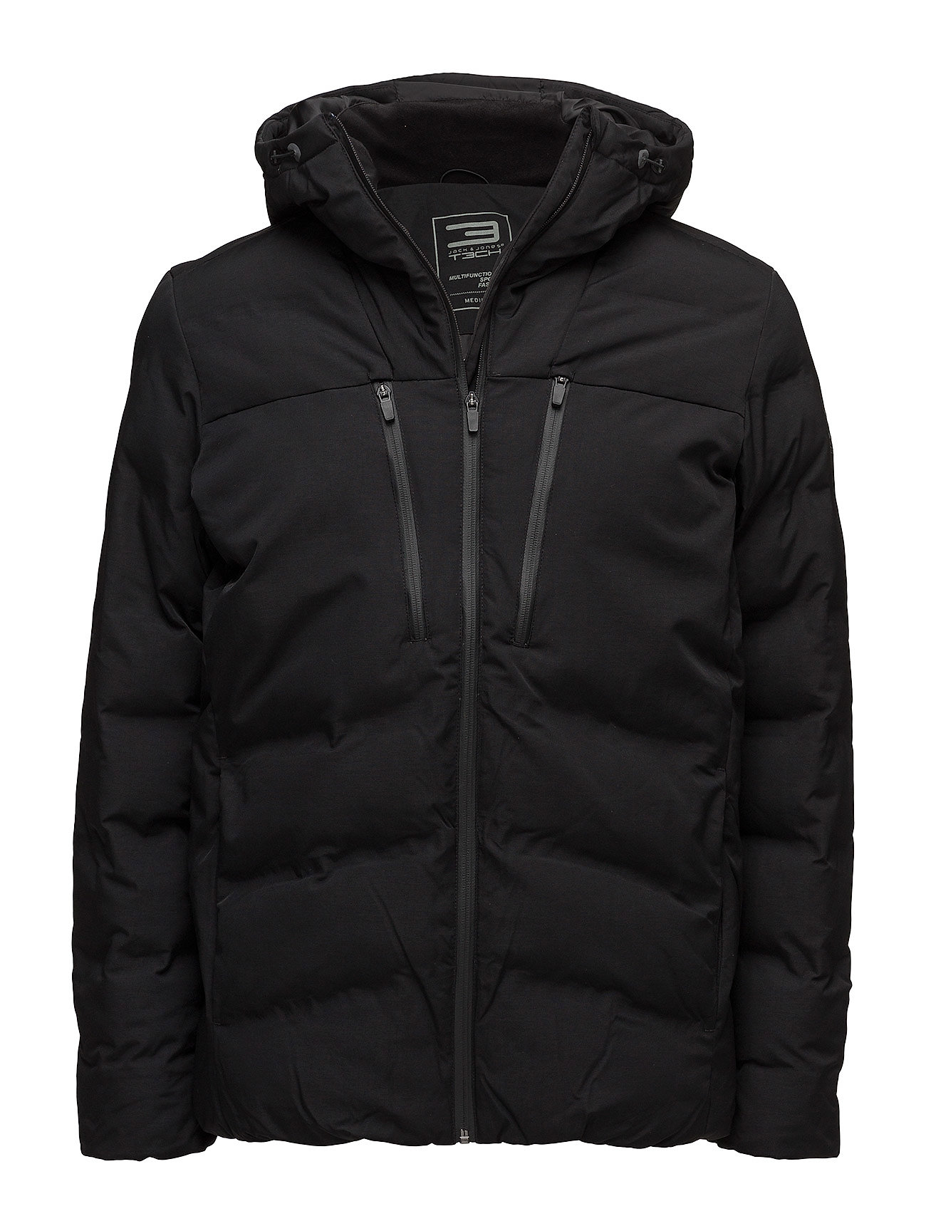 Jjtfreeze quilted jacket fra jack & jones tech på boozt.com dk