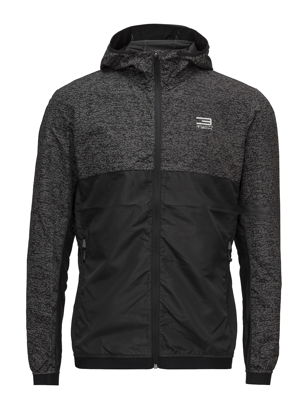 jack & jones tech Jjtcalways reflective jacket fra boozt.com dk