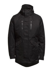 OCEAN 3-LAYER JACKET E - Black