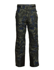 JJMANSO SKI PANTS - Forest Night