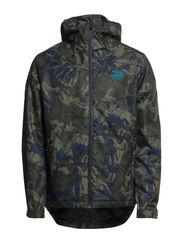 JJNOPIA 2 LAYER JACKET - Forest Night