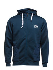 JJSALCAN SWEAT ZIP HOOD - Blue Wing Teal