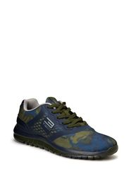 JJ ADJUST CAMO SNEAKER FX1 E - Forest Night
