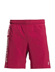 JJBLOWUP BOARD SHORTS - Rumba Red