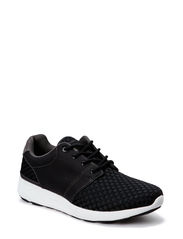 JJWELD BRAIDED SNEAKER FX1 E - Black