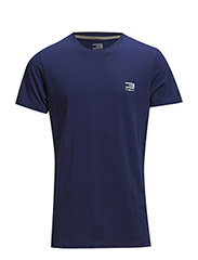 JJTCCOLOR TEE SS CREW NECK - Blueprint
