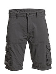 jjtcTHREE SHORTS - Dark Grey