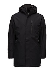 JJTNORTHPOINT PARKA JACKET - BLACK