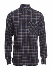 PORTVILLE ONE SHIRT L/S TTT - Dark Navy