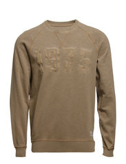 HUNTLAND CREW NECK SWEAT JJVC - Brindle