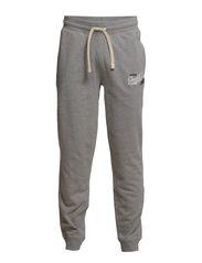 FIELD SWEAT PANTS T&F - Light Grey Melange