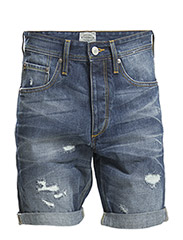 JJVCERIK ORIGINAL SHORTS SC 063 NOOS - Blue Denim