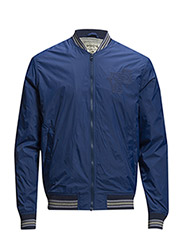 jjvcCOLLEGE JACKET - Estate Blue