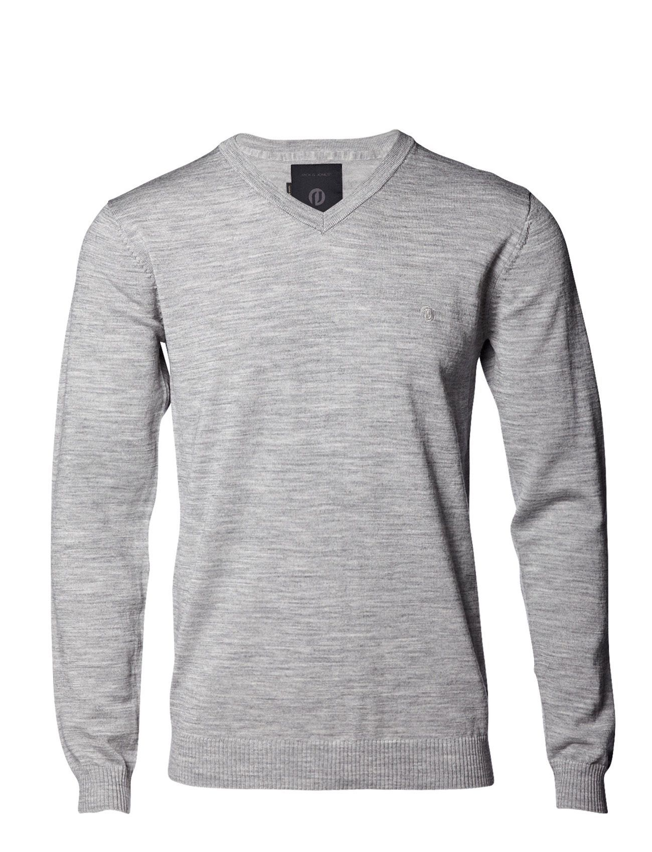 Premium V-Neck Wool Pr Sup