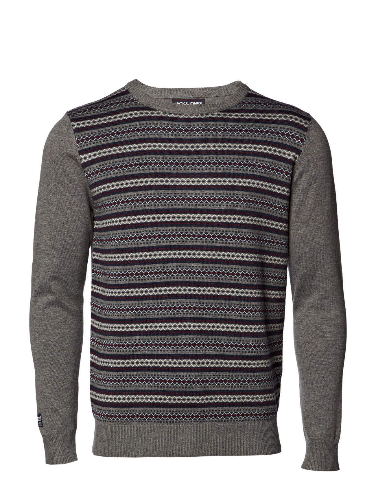 Jack & Jones NOVAL KNIT PACK 1/2 12 ORG