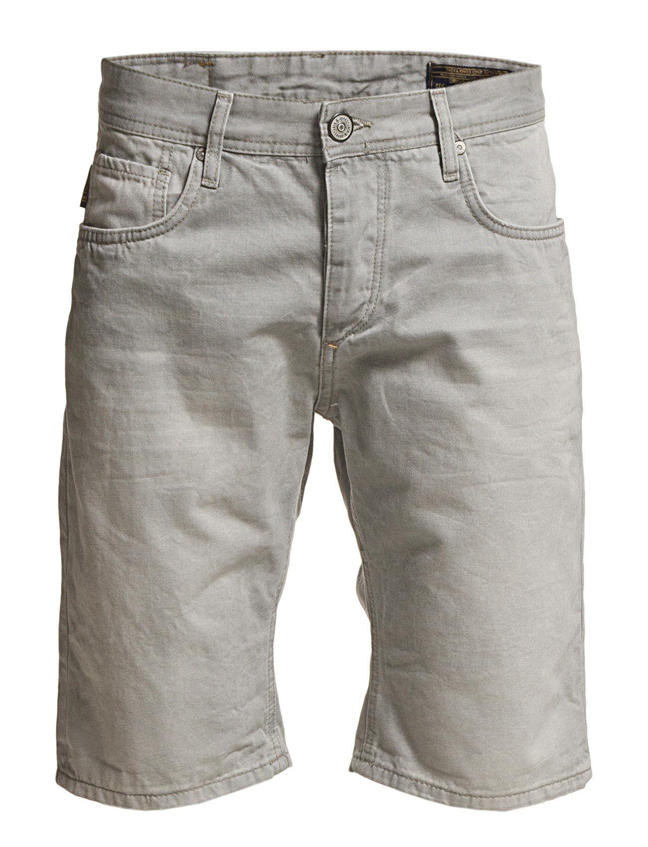 Rick Org. Shorts N. Grey Jj Ji 1-2-3 13