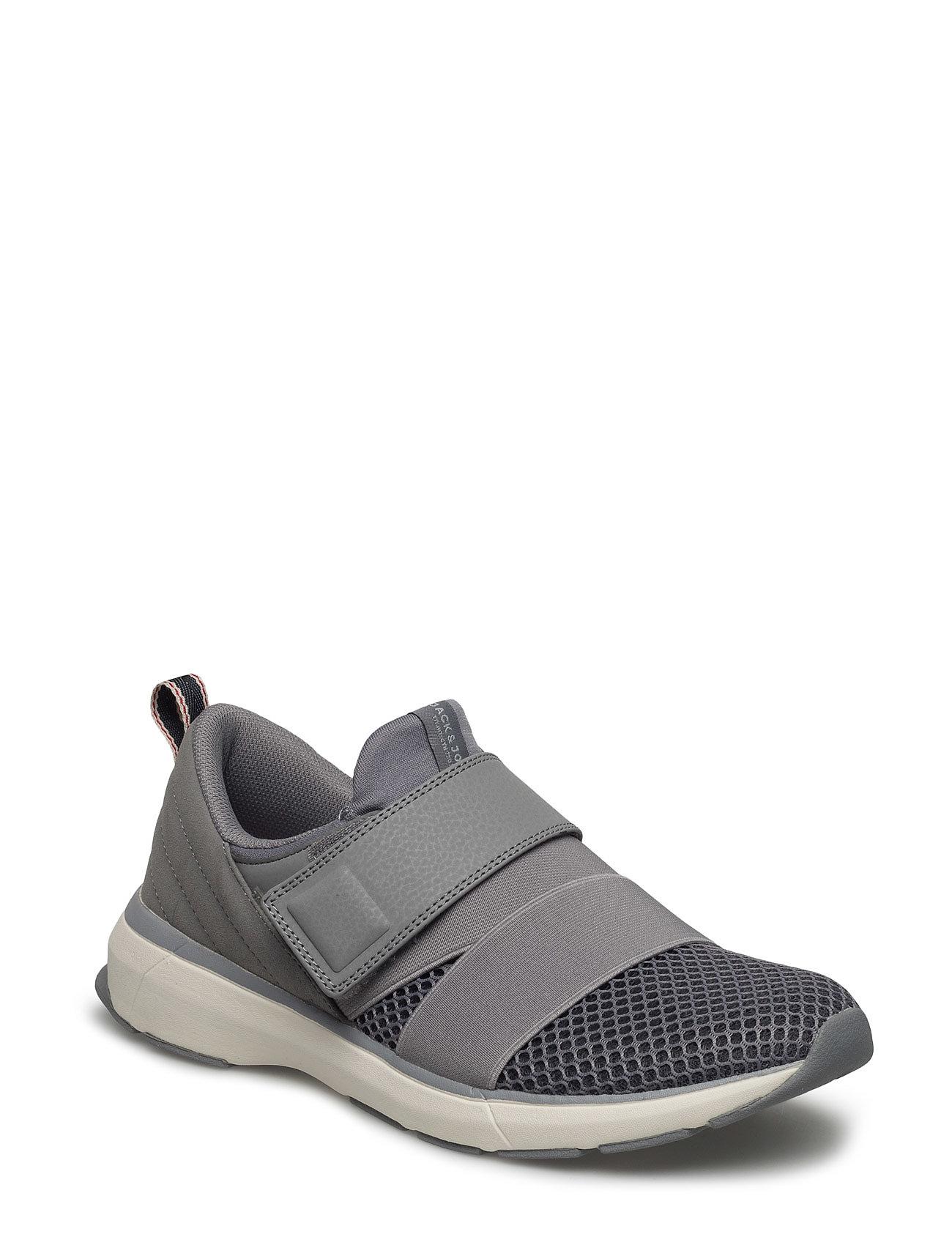 Jfwarton Strap Frost Grey Jack & Jones Sneakers til Herrer i Frost grå
