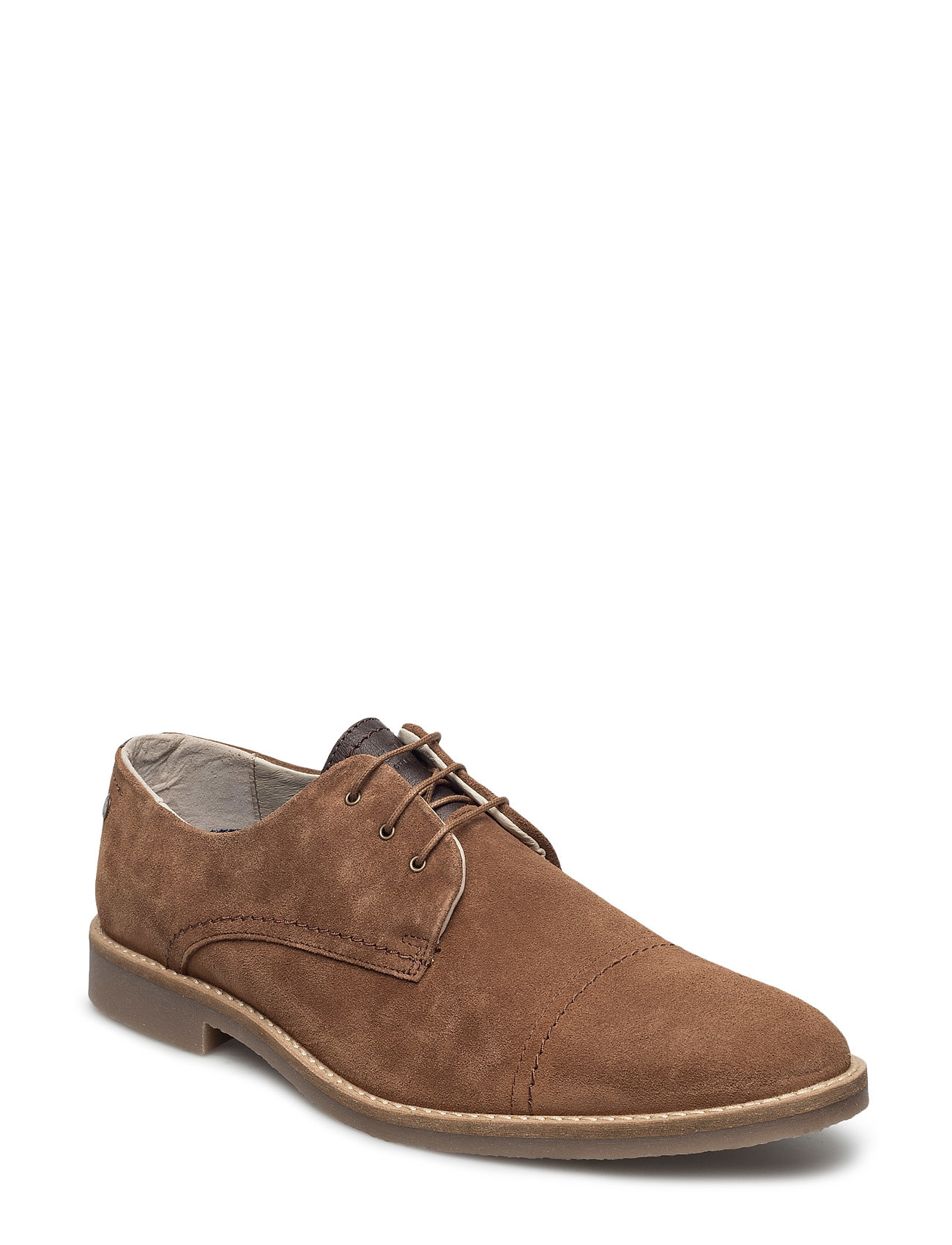 Jfwbilly Suede Cognac Jack & Jones Business til Herrer i cognac
