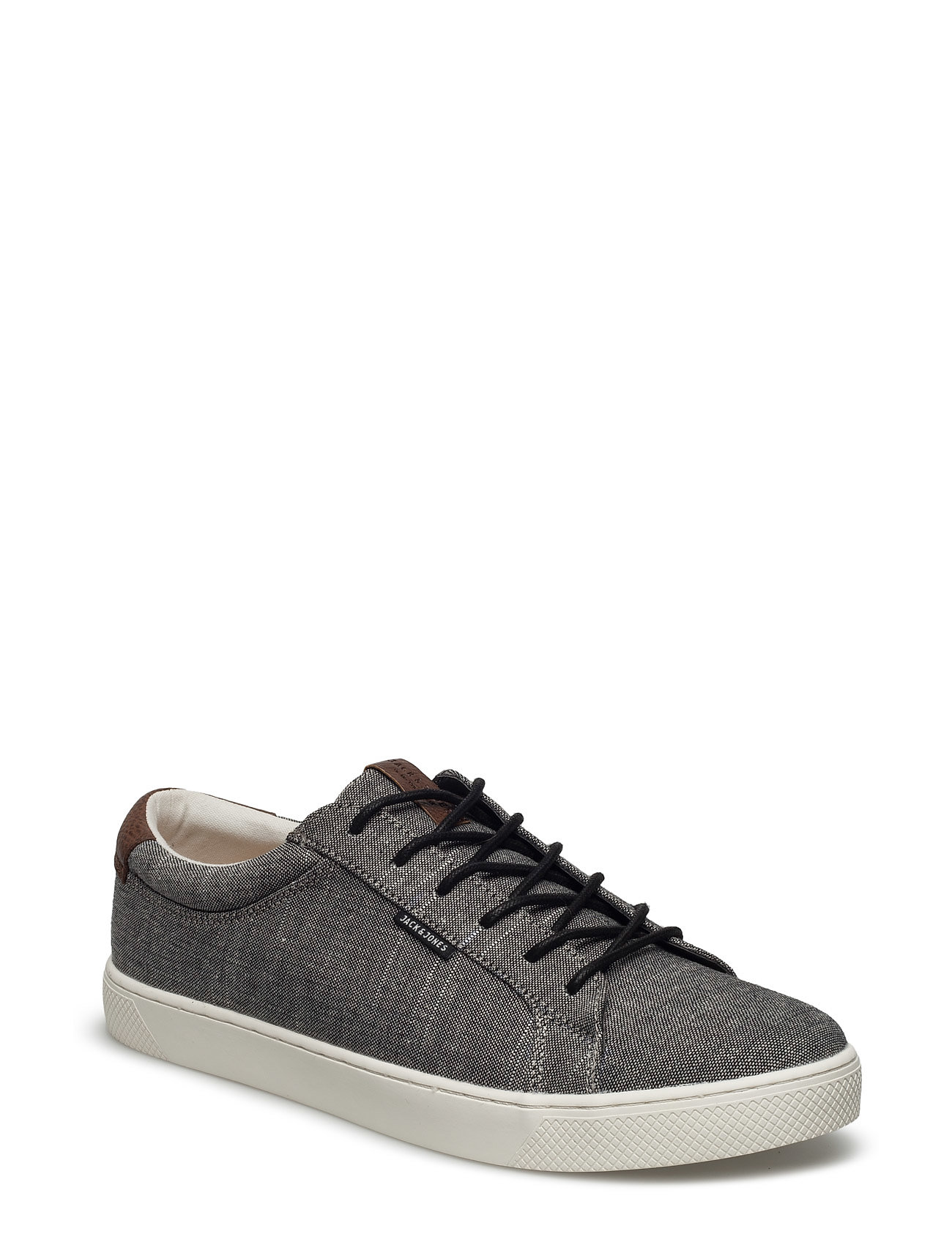 Jfwsable Textile Anthracite Jack & Jones Sneakers til Herrer i Antracit grå