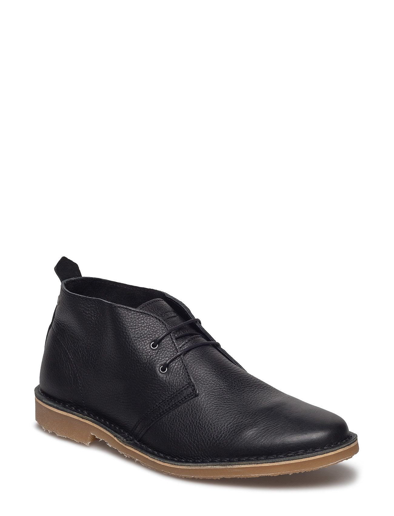 jack & jones Jfwgobi tumbled leather black fra boozt.com dk