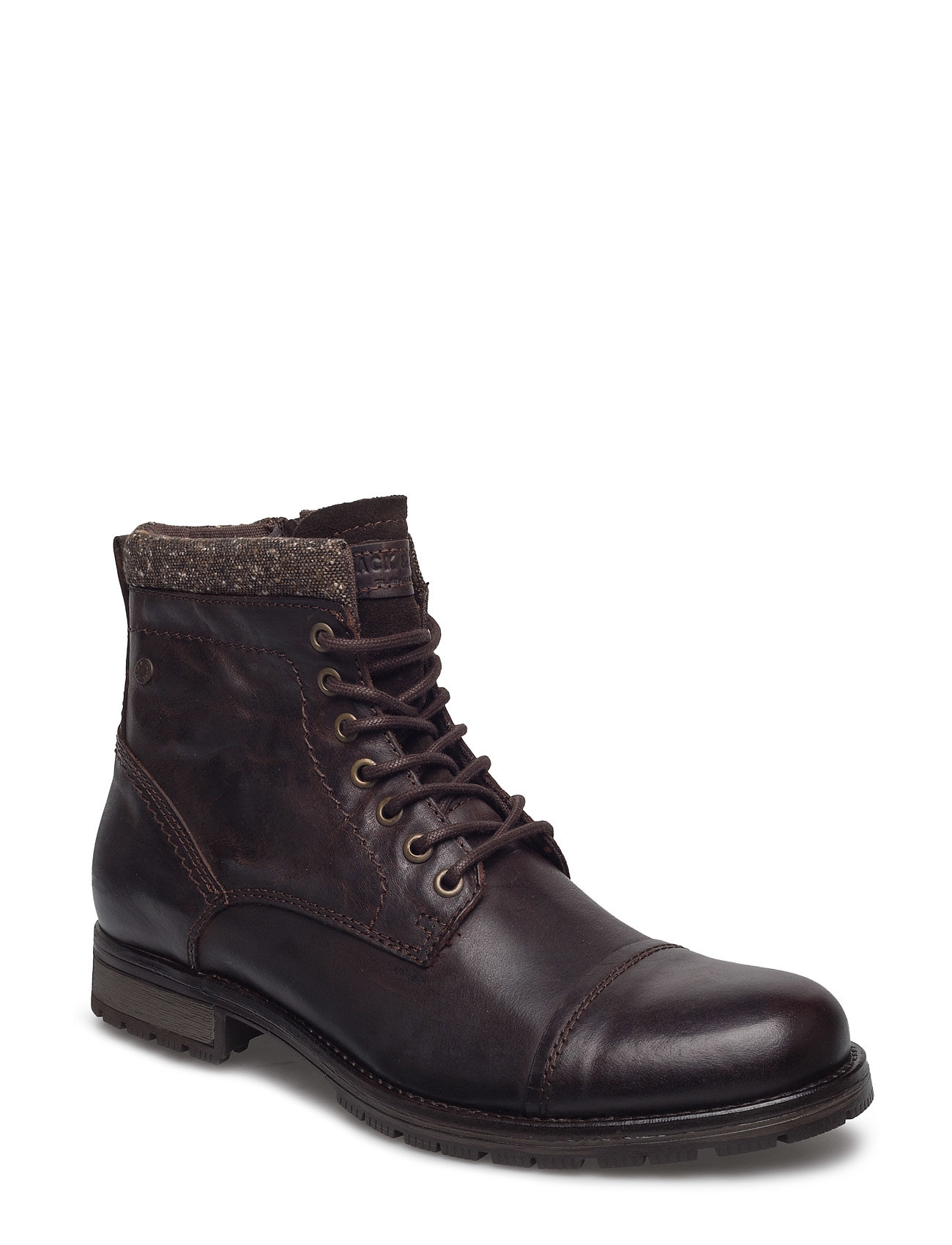 jack & jones Jfwmarly leather bison fra boozt.com dk
