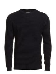 Jack & Jones RIPPLE O-NECK 10-12-12 12 CORE