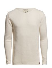 Jack & Jones HILL KNIT EXP 12 ORG SWE