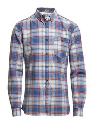 Jack & Jones DRAFT SHIRT L/S 1-2-3 13 - ORIGINAL