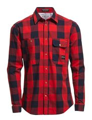 Jack & Jones WORK SHIRT L/S 1-2-3 13 - CORE