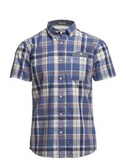 Jack & Jones FIELD SHIRT S/S 1-2-3 13 - ORIG - LATE