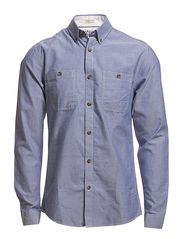Jack & Jones WILL SHIRT L/S 1-2-3 13 - ORIGINAL