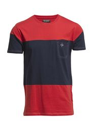 Jack & Jones GROVE TEE S/S CORE 1-2-3 2013 PB