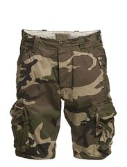 Jack & Jones BASE SHORT CAMOU GREEN AKM JJVC 1-2-3 13